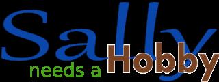 Sally Needs A Hobby blog site logo